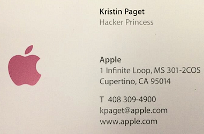 Tesla Picks Up Another Prominent Apple Employee Kristin Paget Will Now Work On Software Security