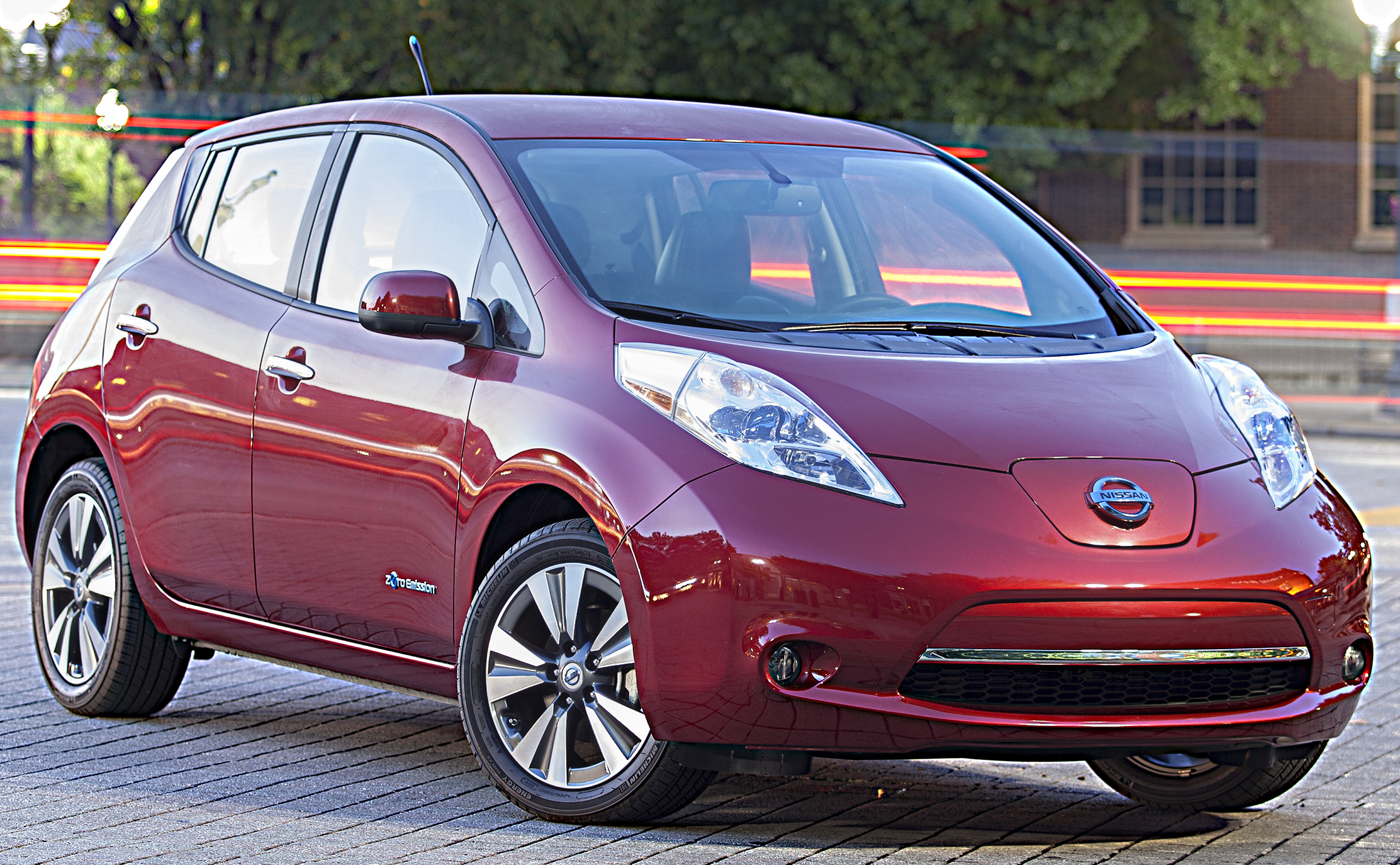 2014 Nissan LEAFô