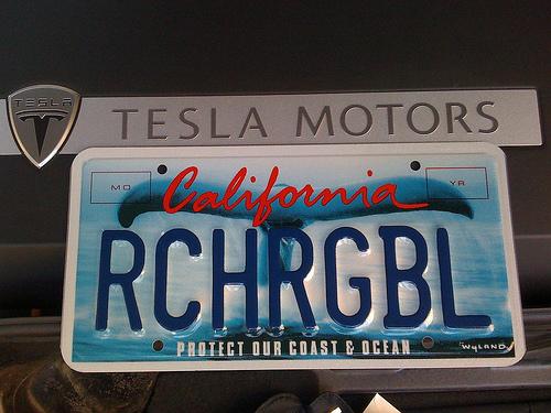 Best Tesla License Plates Gallery - Electrek
