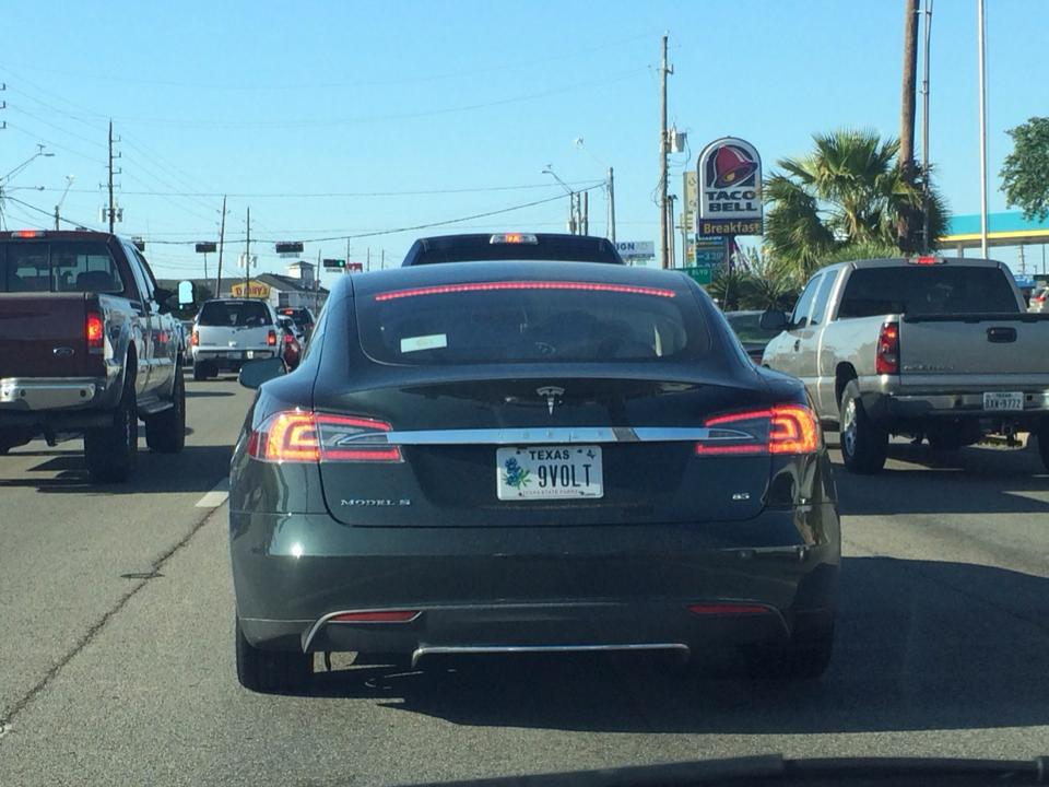 Best Tesla License Plates Gallery Electrek