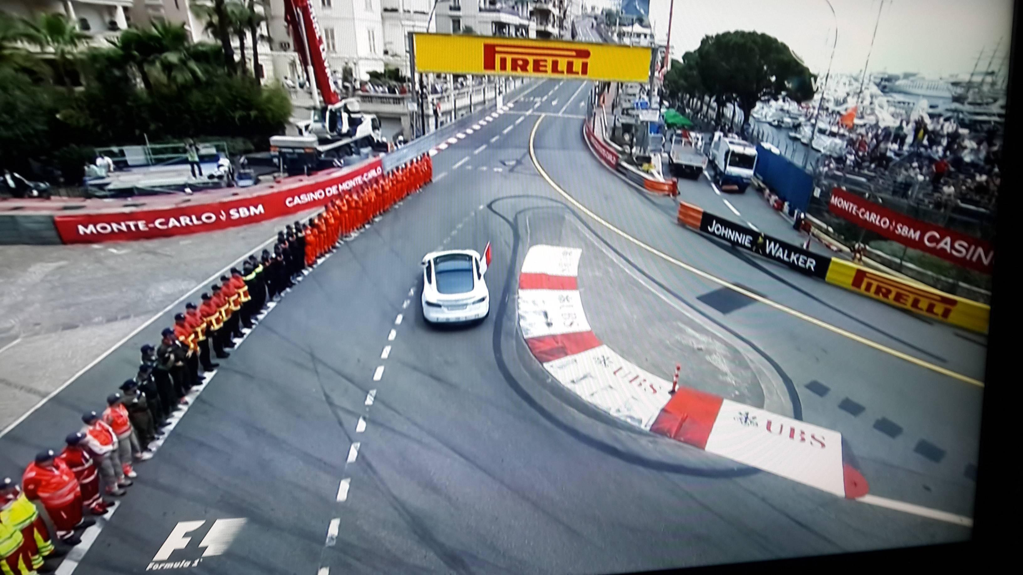 Monaco-Tesla