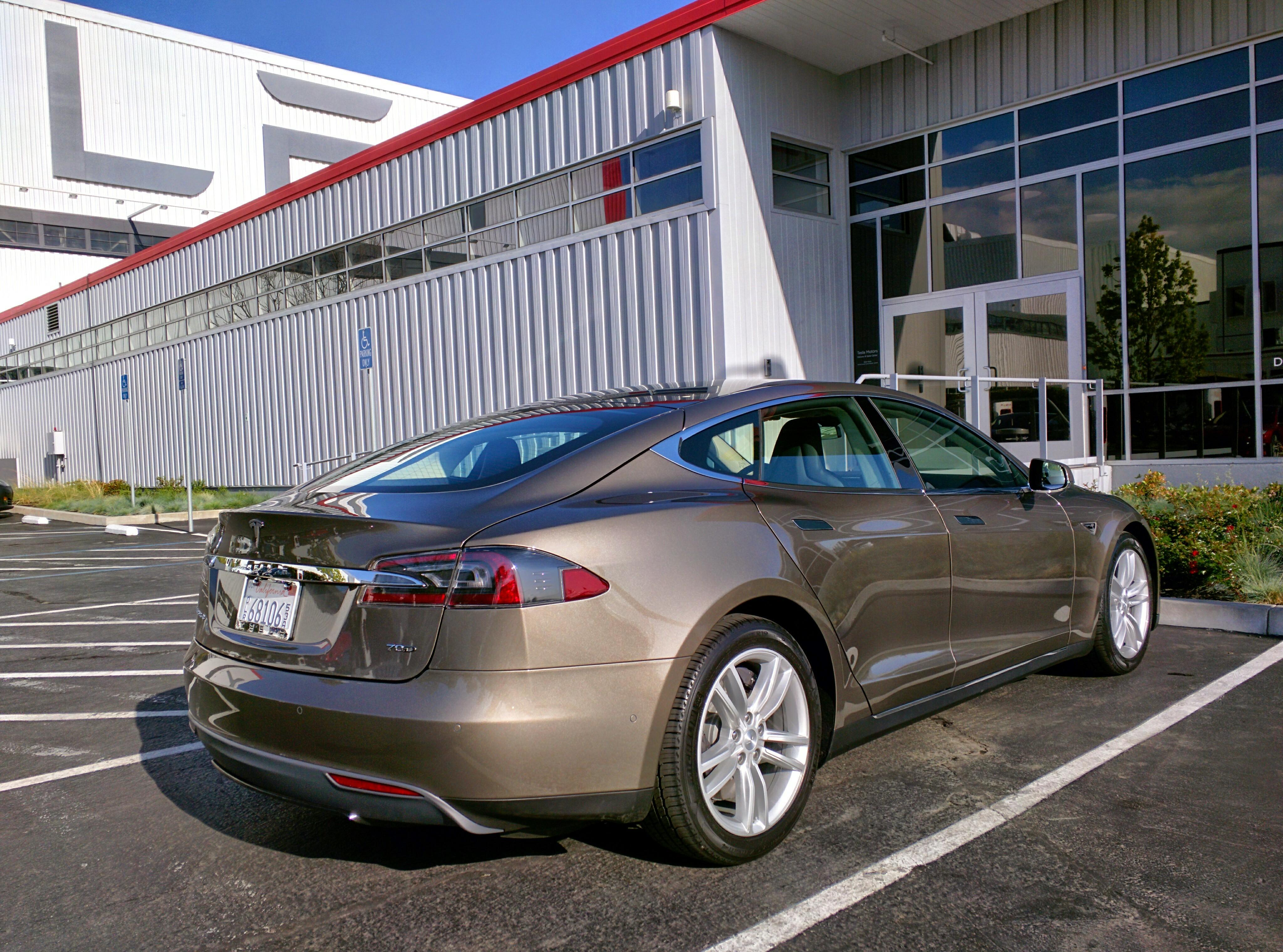 Tesla-70D