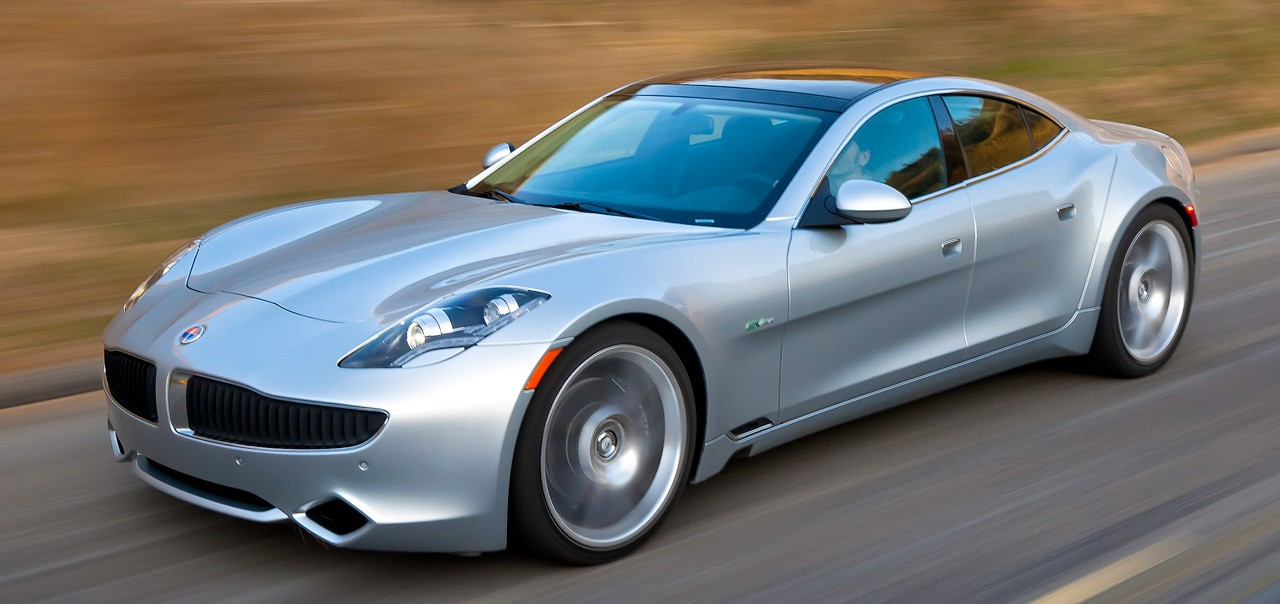 Fisker Says He Is Bringing To Market A New Electric Car W 400 Miles Of Range Using Supercapacitors