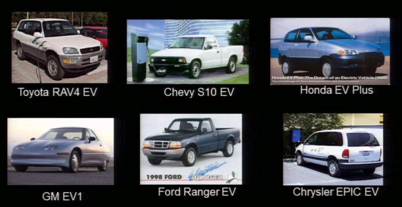 First generation EVs v2