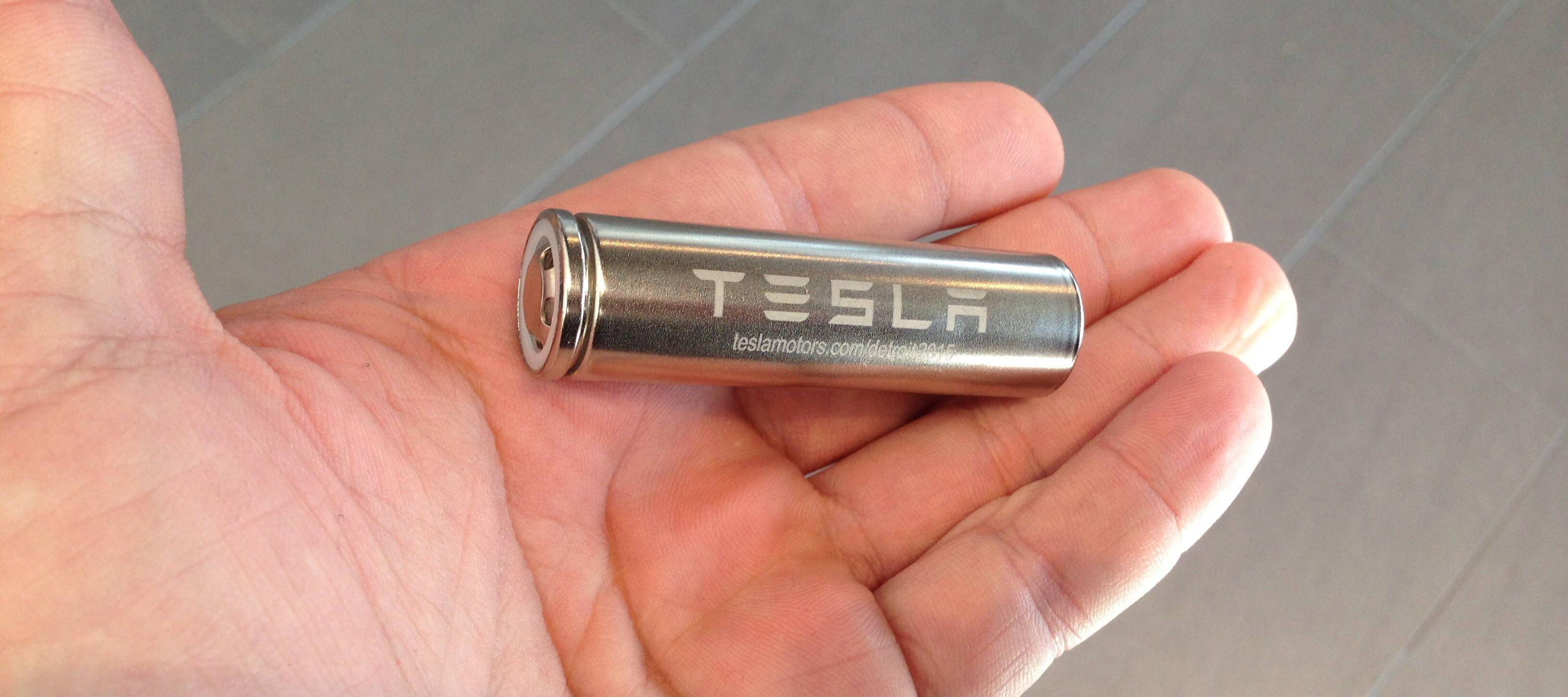 Tesla new battery