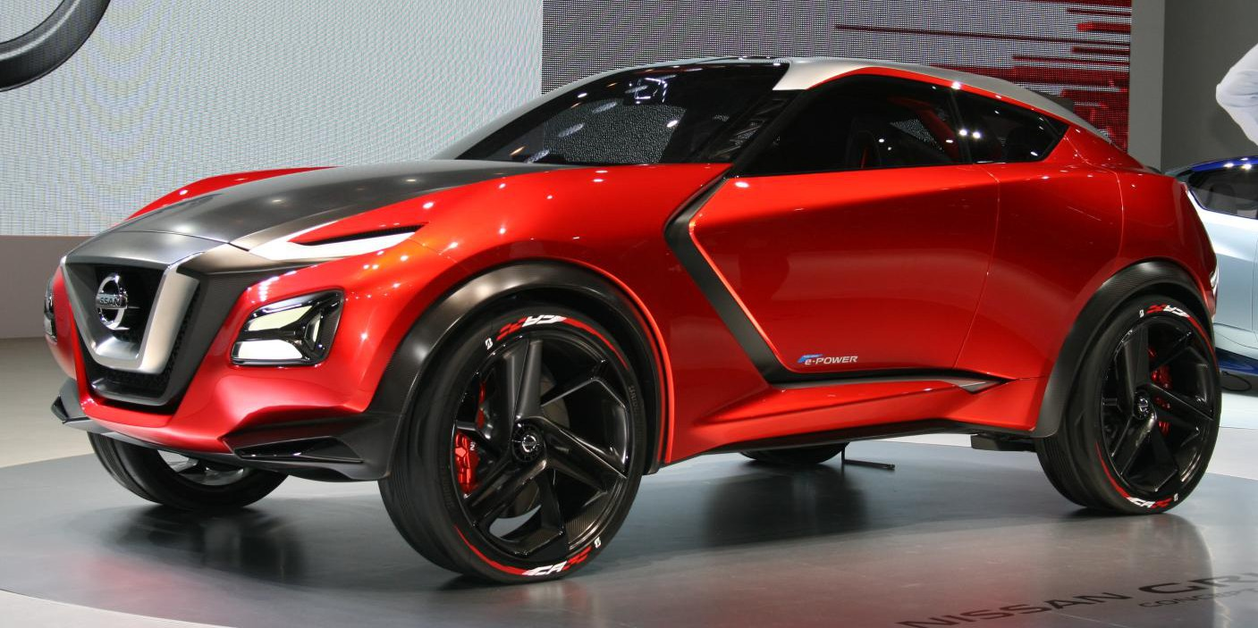 Round-up of the electric vehicles unveiled at the 2015 ...