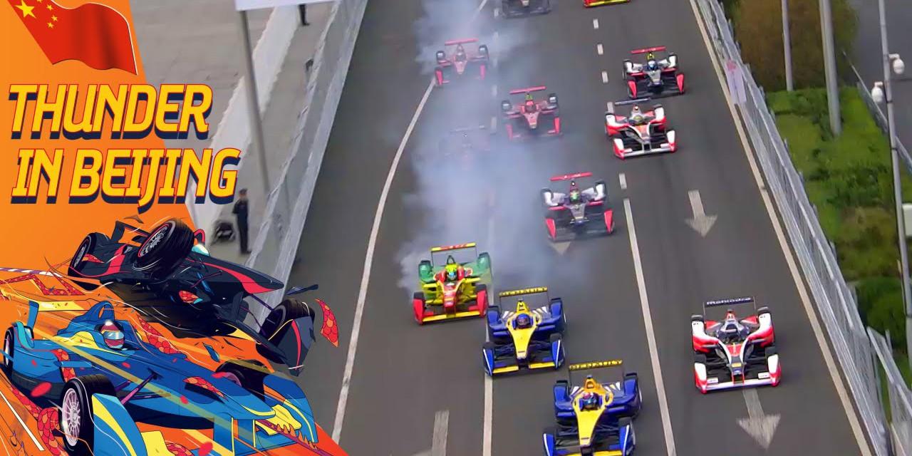 Formula E Beijing ePrix 2015