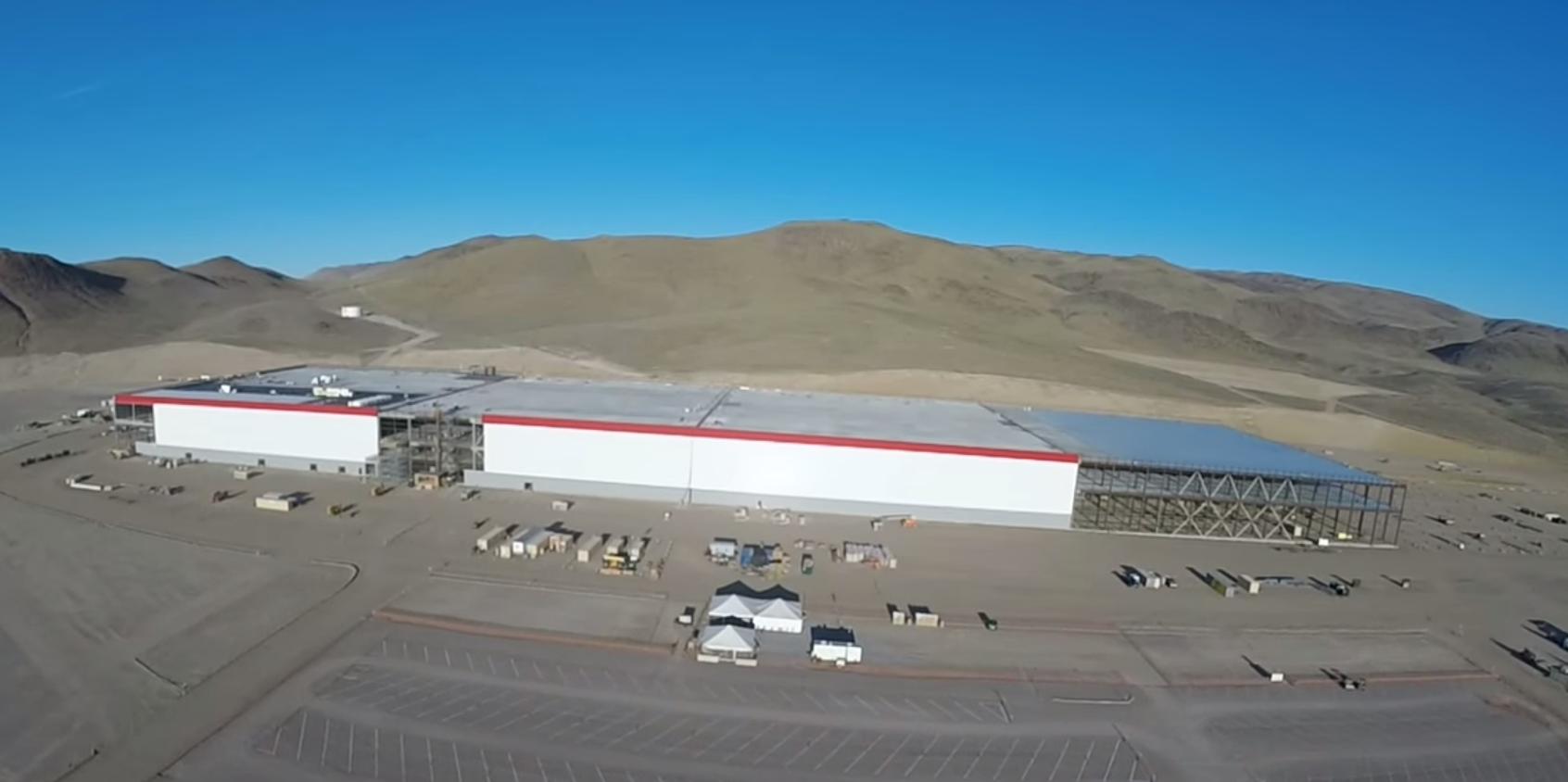 Gigafactory sept 2015