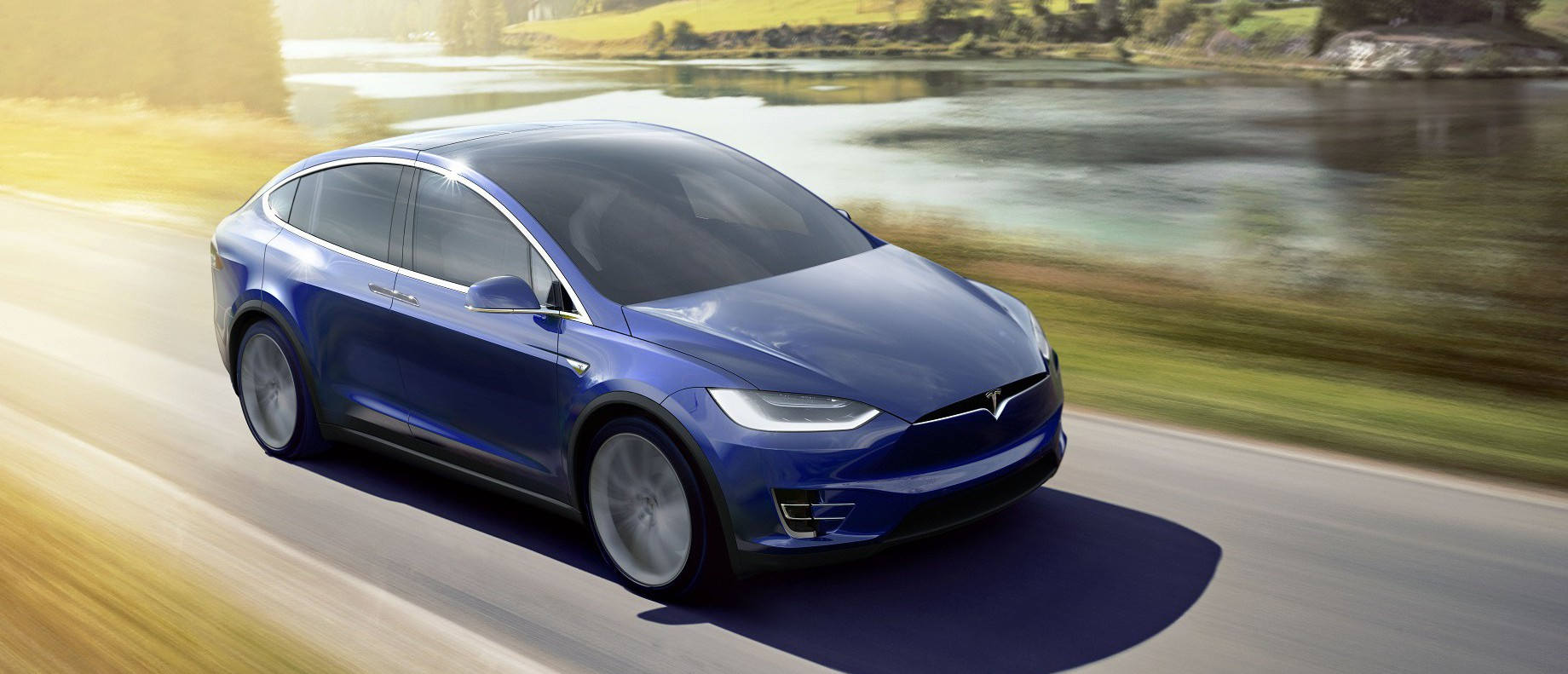 Tesla-model-x-blue-driving-2