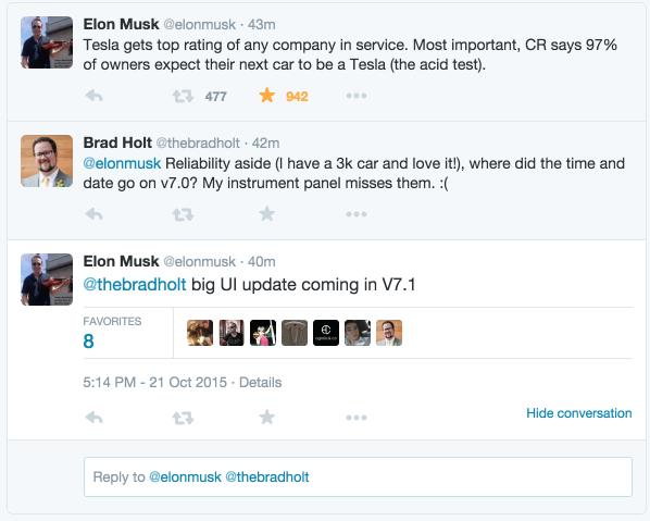 Tweets with replies by Elon Musk (@elonmusk) | Twitter 2015-10-21 18-54-41