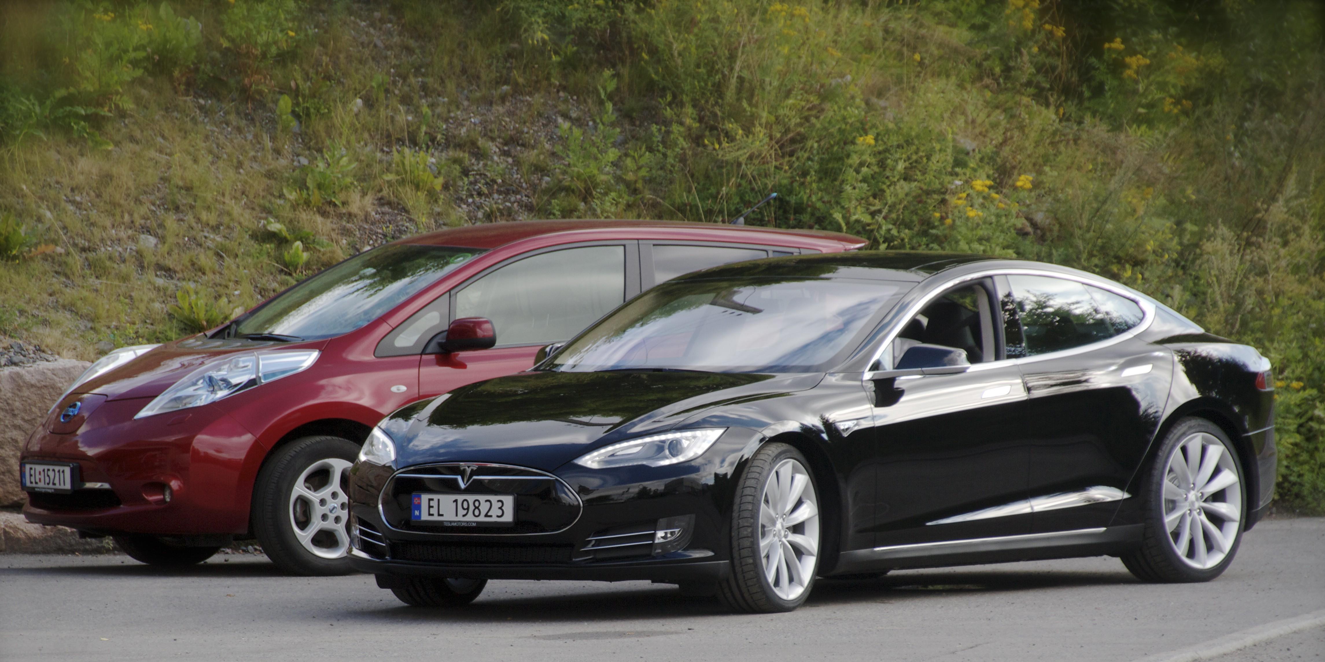 LEAF Model S