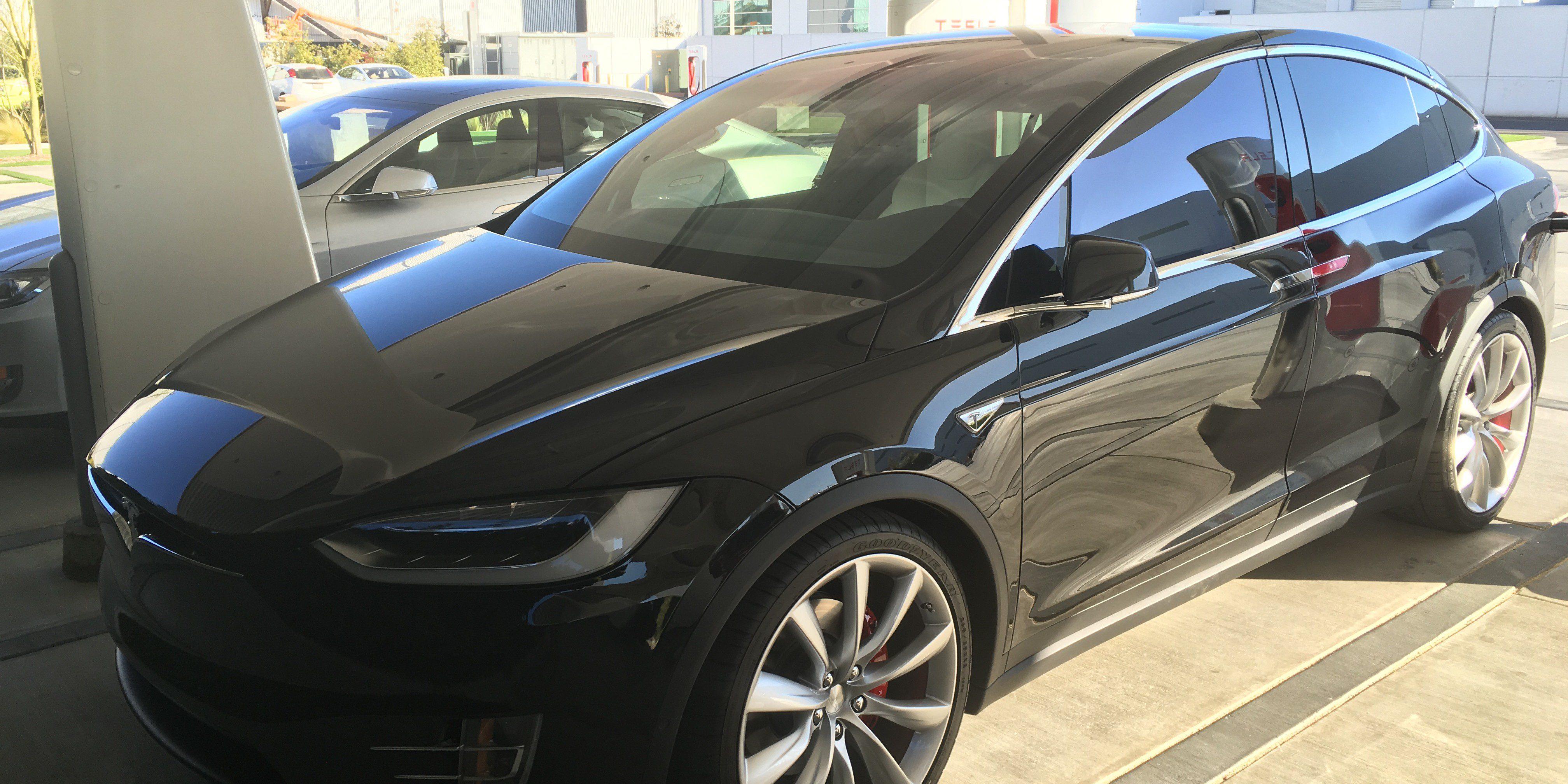 Musk Model X