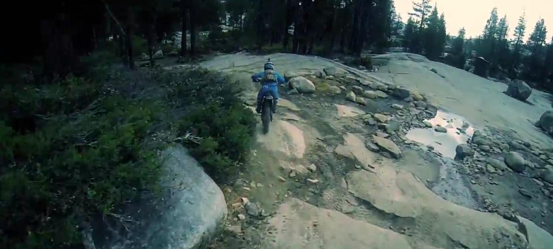 Rubicon trail Zero
