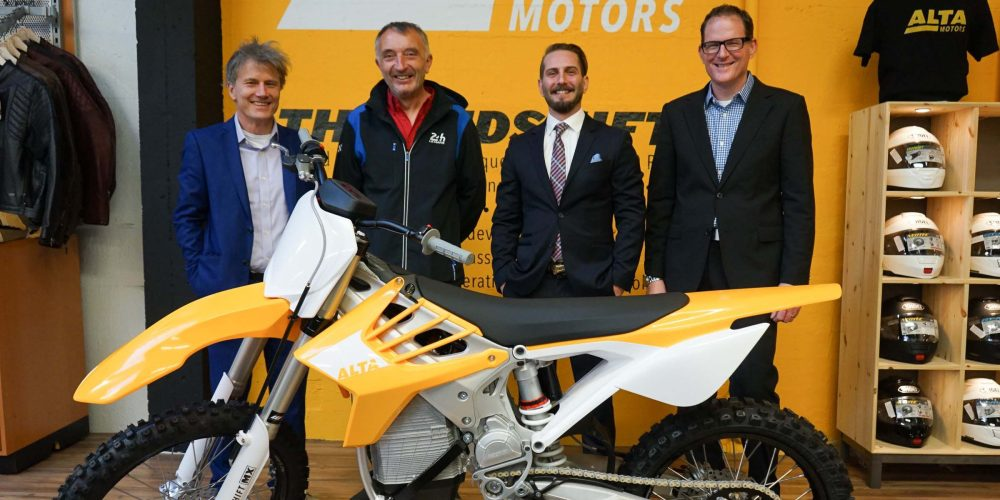 Alta Motors reportedly halting operations and shuttering