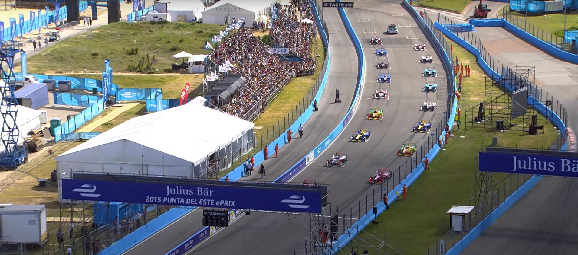Formula E punta del este 2015