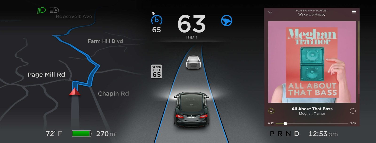Elon Musk finally confirms Tesla cars are getting Spotify, but when?