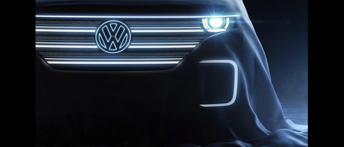 VW CES concept