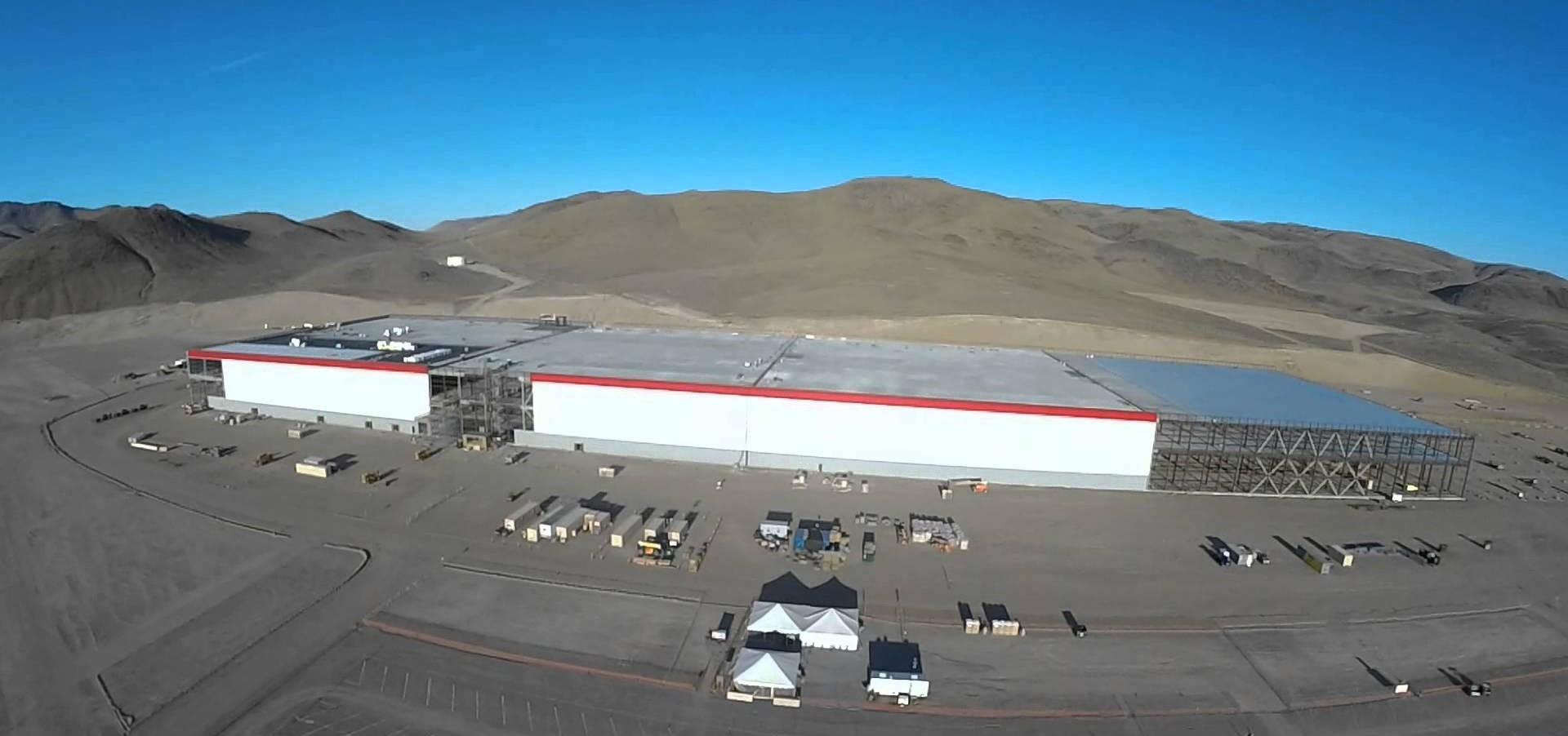 drone gigafactory