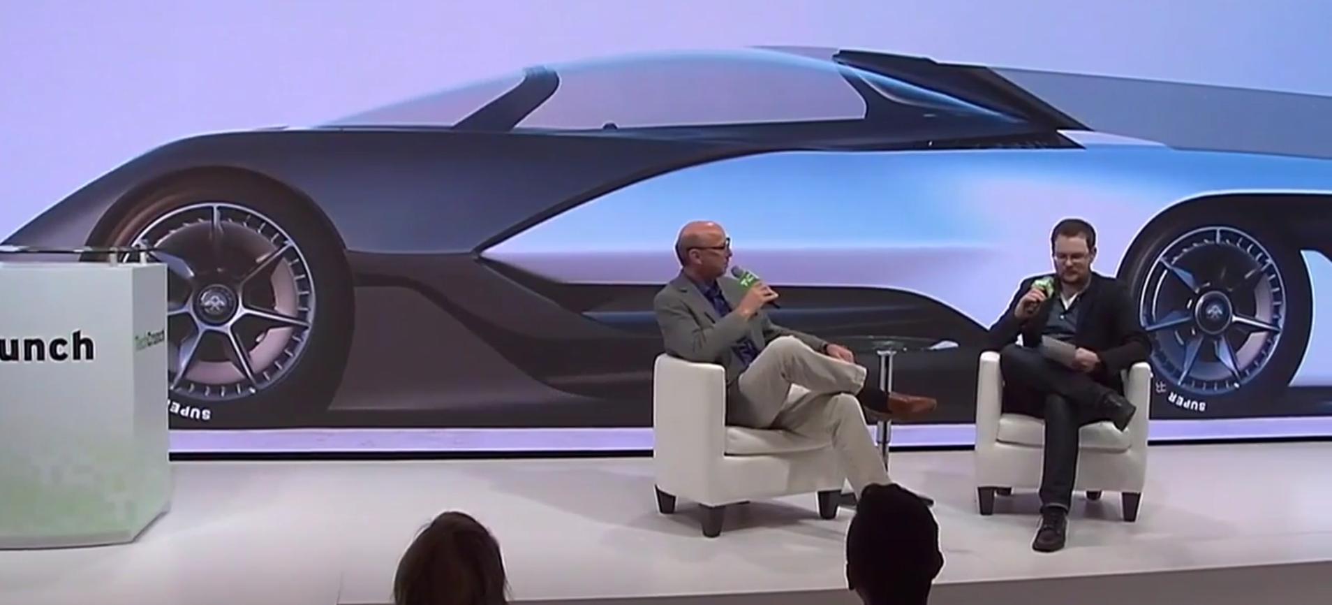 Faraday Future Svp Admits Unveiling The Ffzero1 Concept