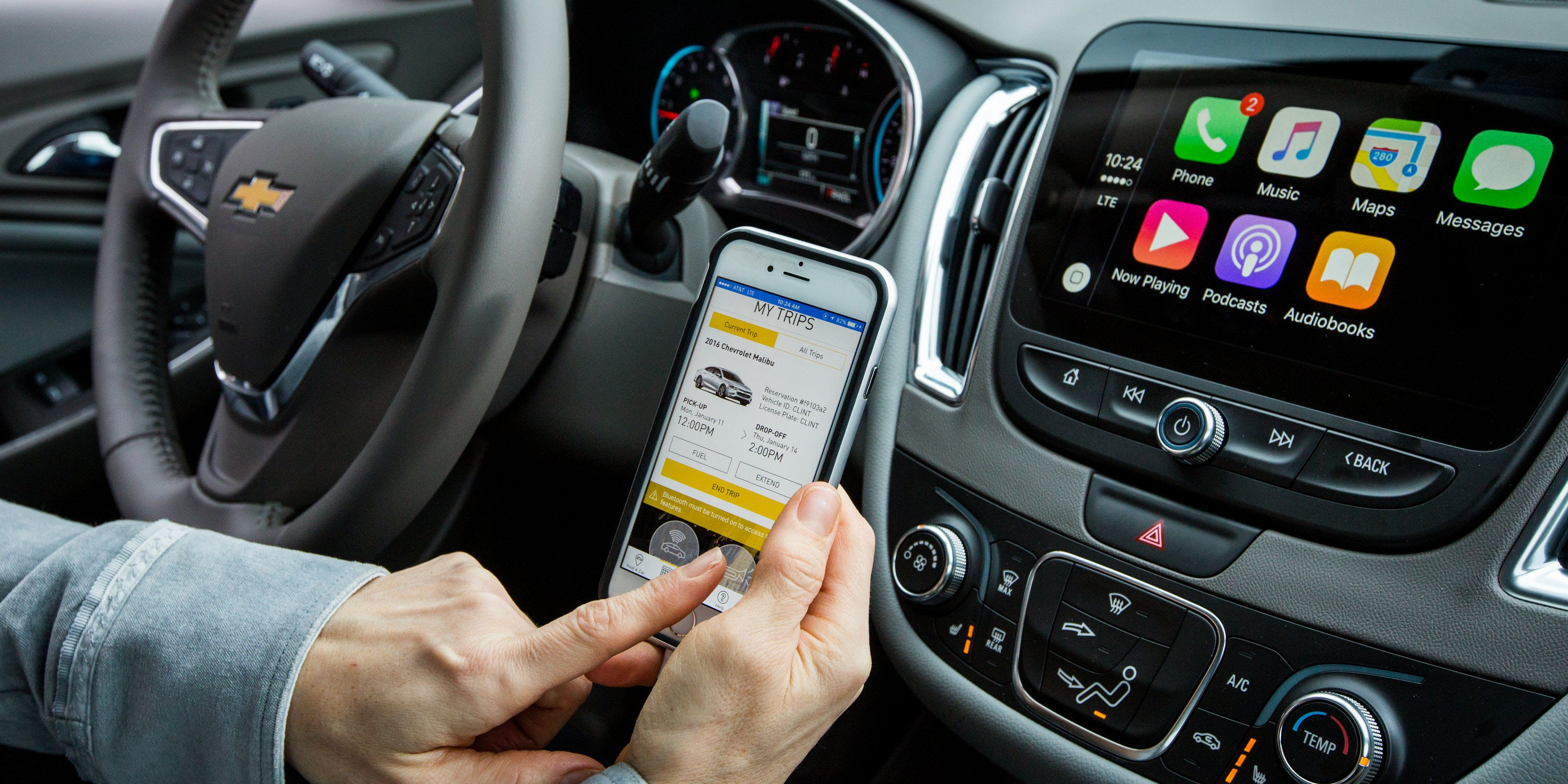Gm Launches A New Car Sharing And Mobility Service Maven Electrek