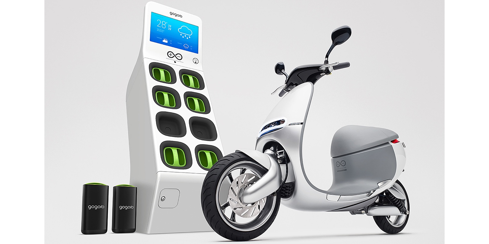 Yamaha And Gogoro Join Forces To Build New Battery
