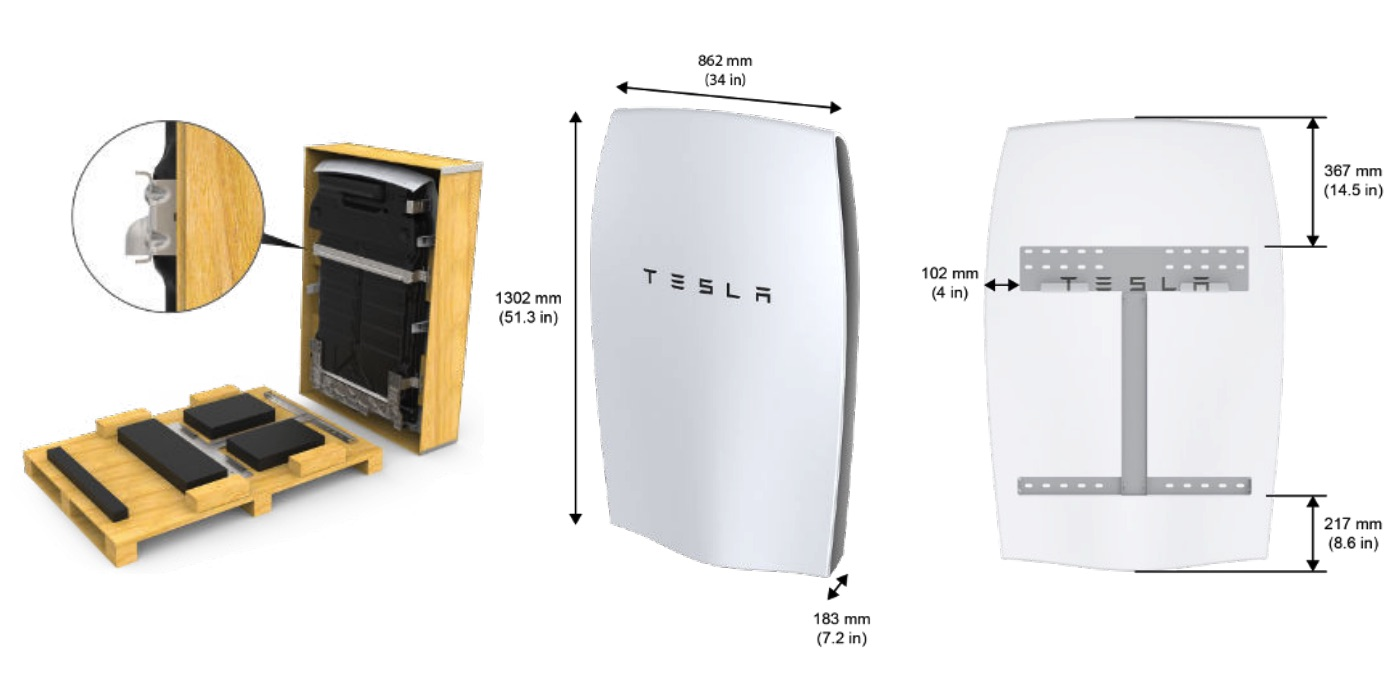 How to install a Tesla Powerwall [step by step