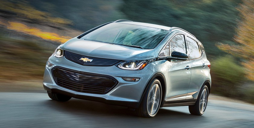 The Chevrolet Bolt EV
