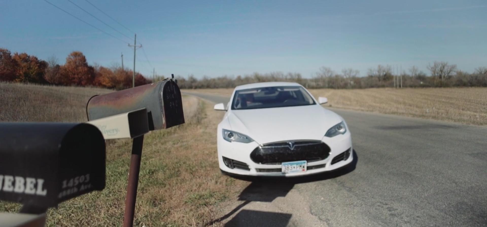 mail man Model S