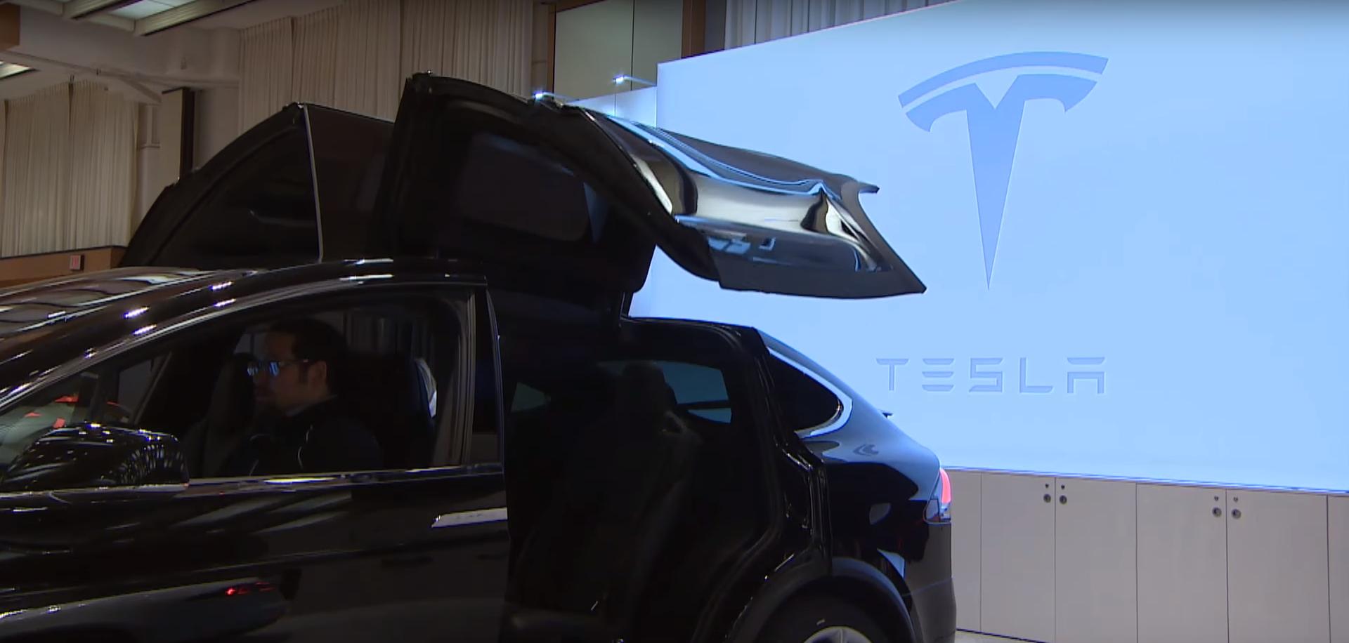 Model X toronto auto show