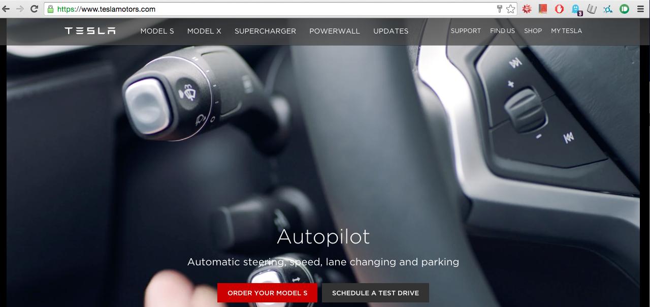 Tesla Motors Acquires Premium Domain Name Tesla Com Electrek
