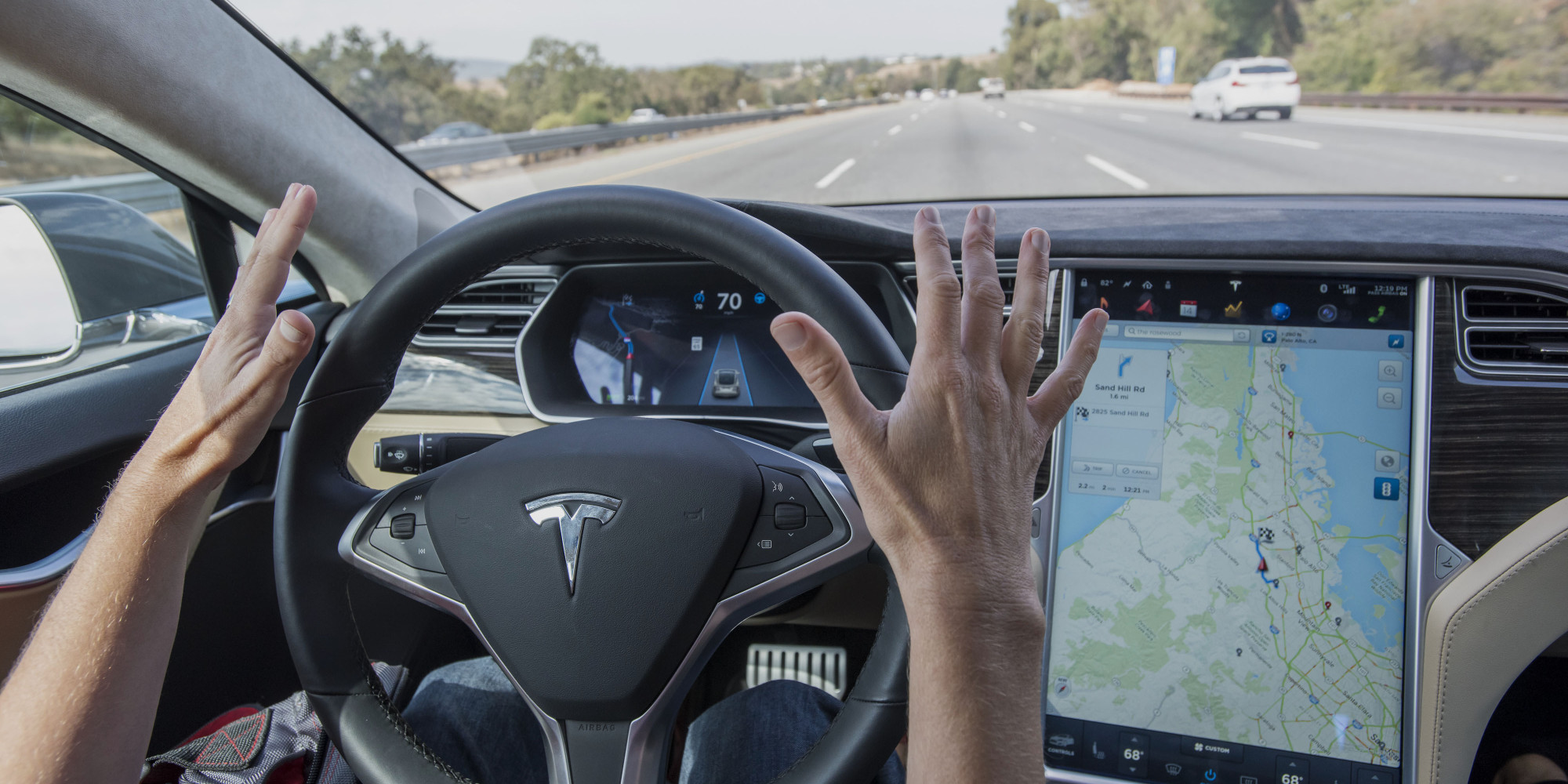 Truck Driver Involved In The Fatal Tesla Autopilot Crash Claims Model S Was Watching A Movie Updated