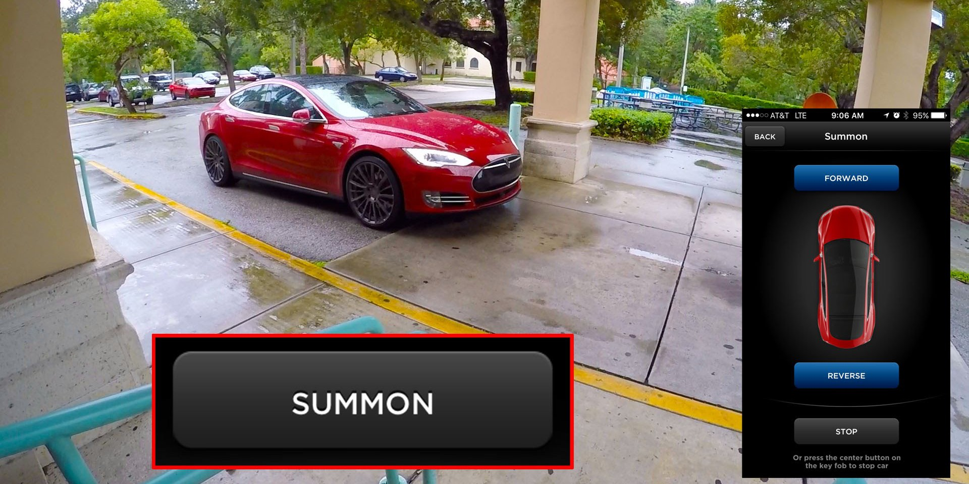Tesla Pushes A New Update With Improved Autopark And