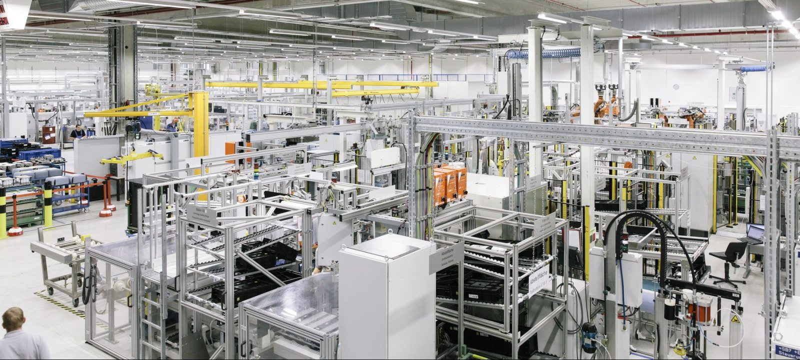 China Starts Solid State Battery Production Pushing