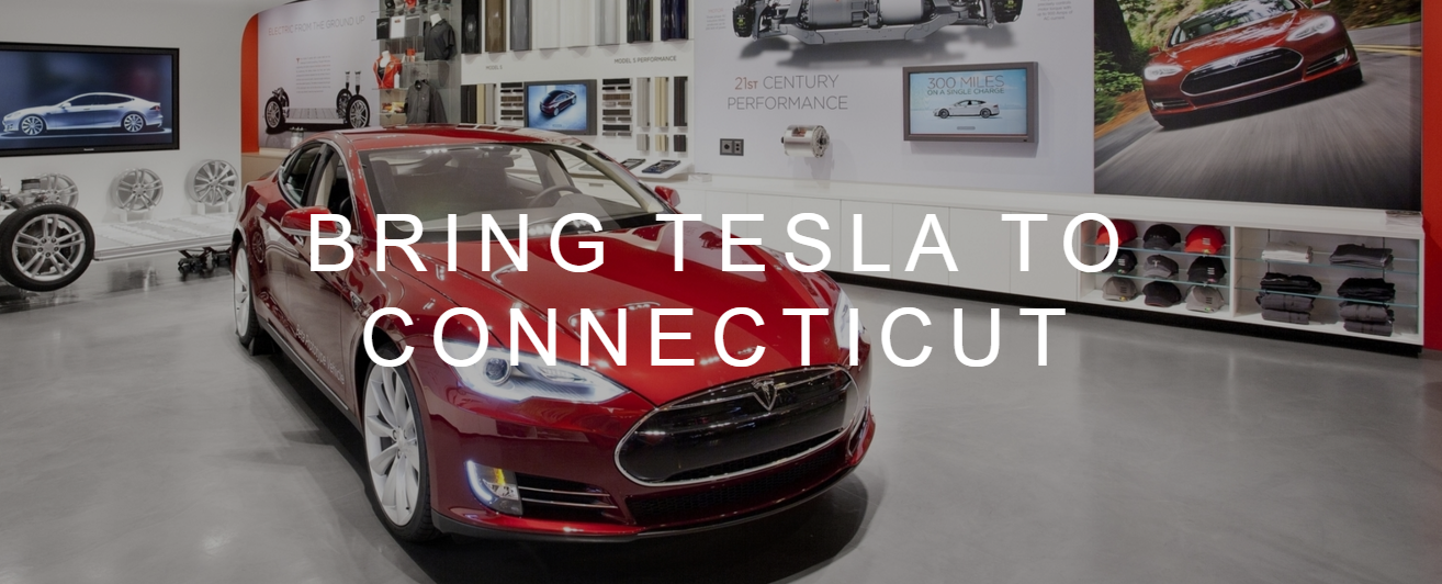 bring tesla to connecticut