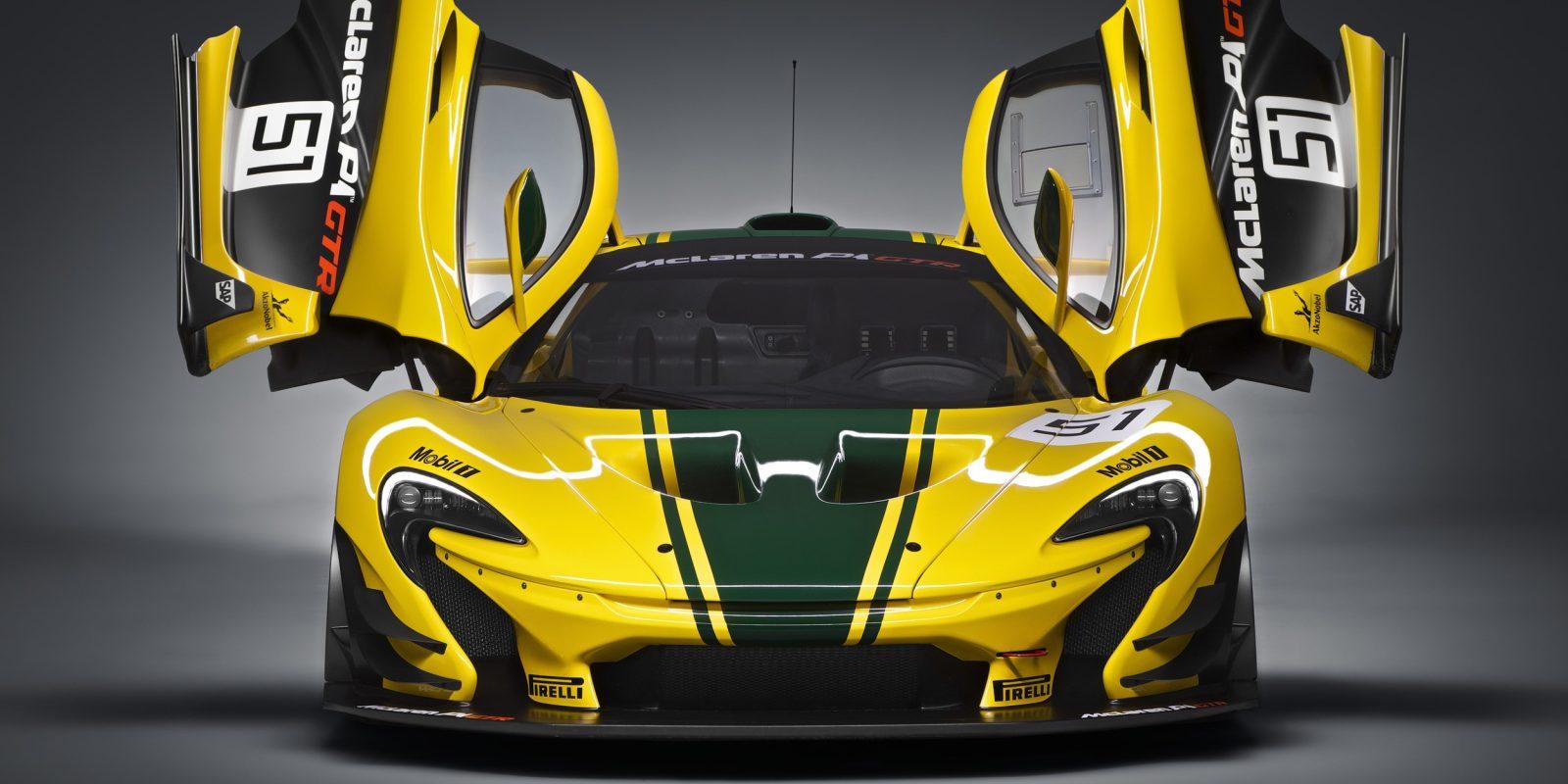 Flipboard: McLaren's 2021 hybrid supercar will barely ...