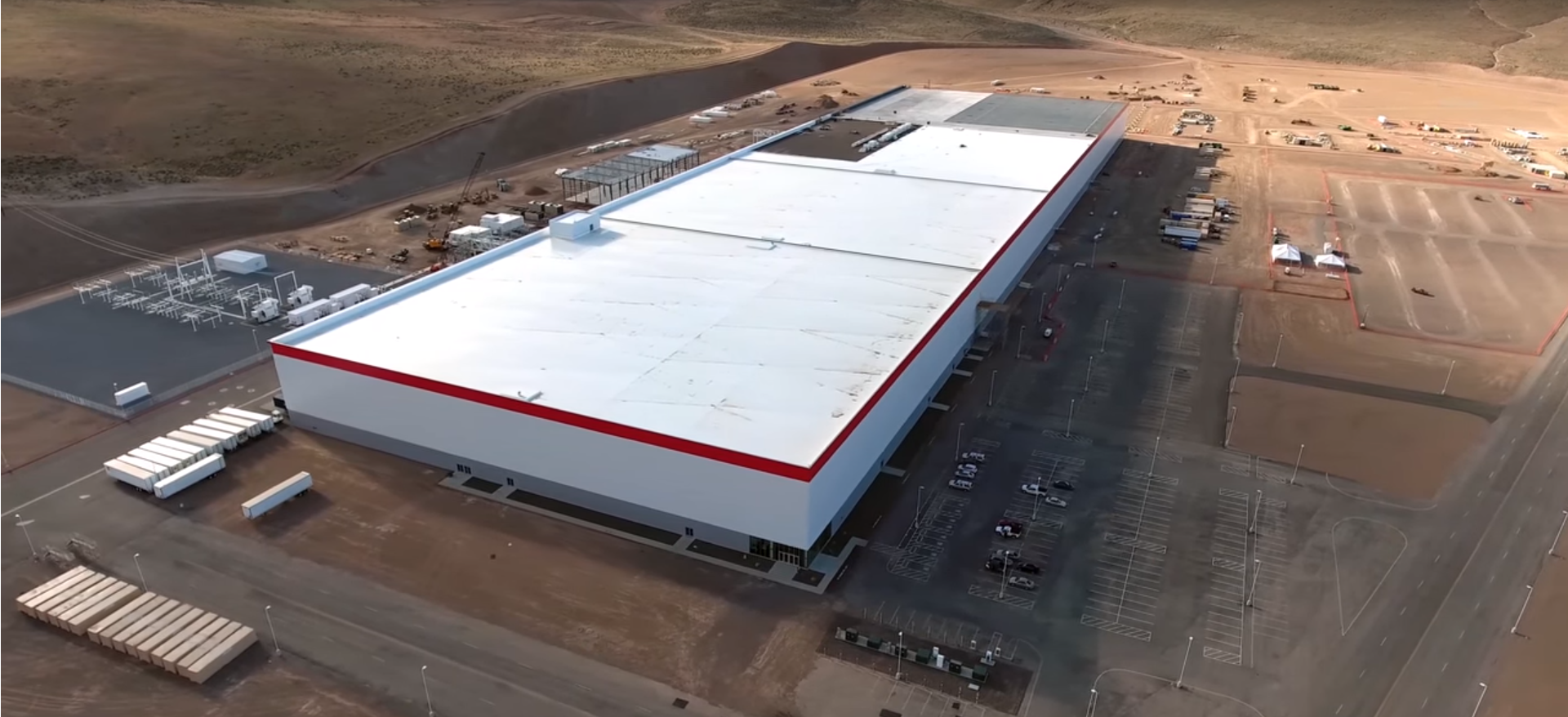 Gigafactory march 2016 video