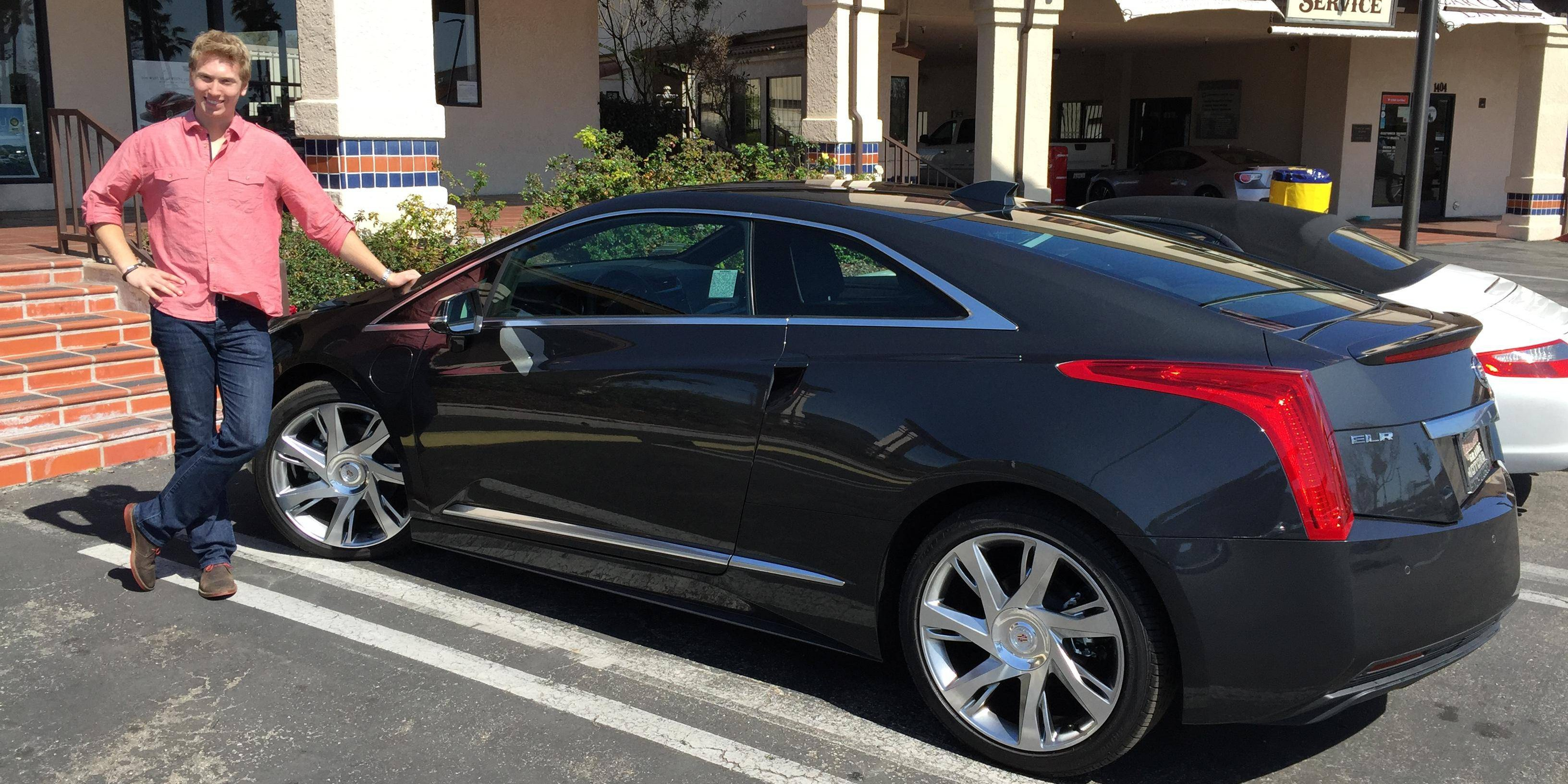 My Year with the Cadillac ELR Plug-in Luxury Coupe [Review