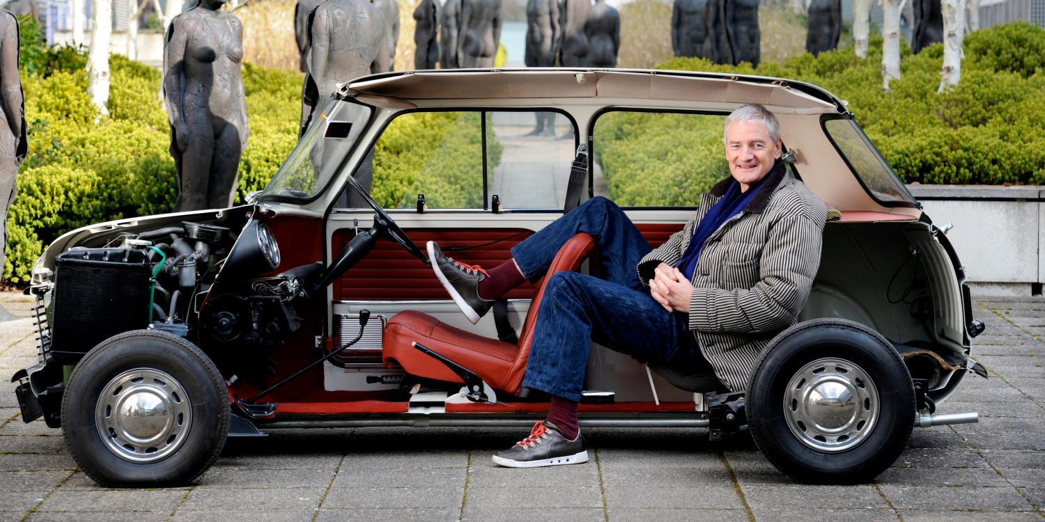 Dyson is planning 3 all-electric vehicles, could skip ...