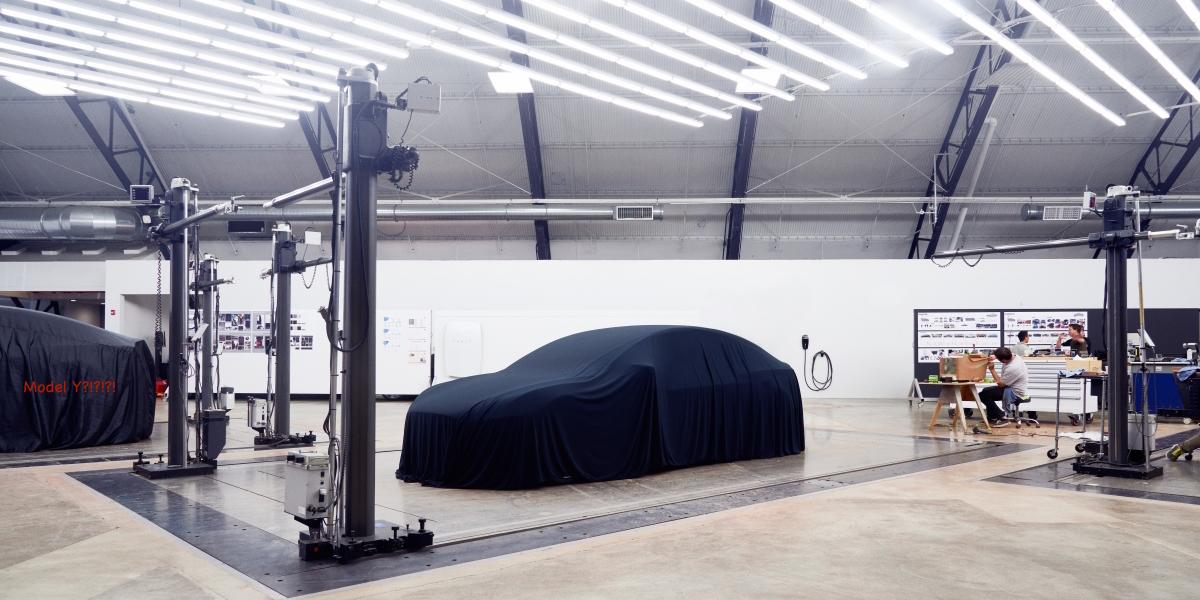Model-3-model-y-Tesla