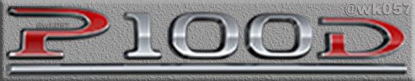 P100D badges