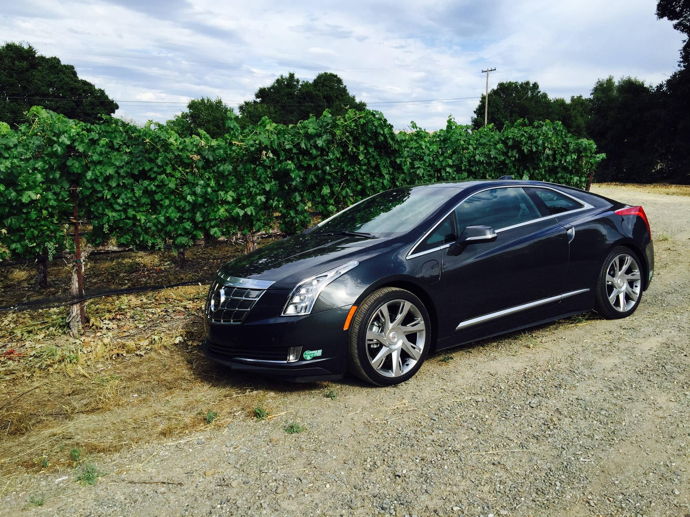 California Hov Stickers >> My Year with the Cadillac ELR Plug-in Luxury Coupe [Review ...