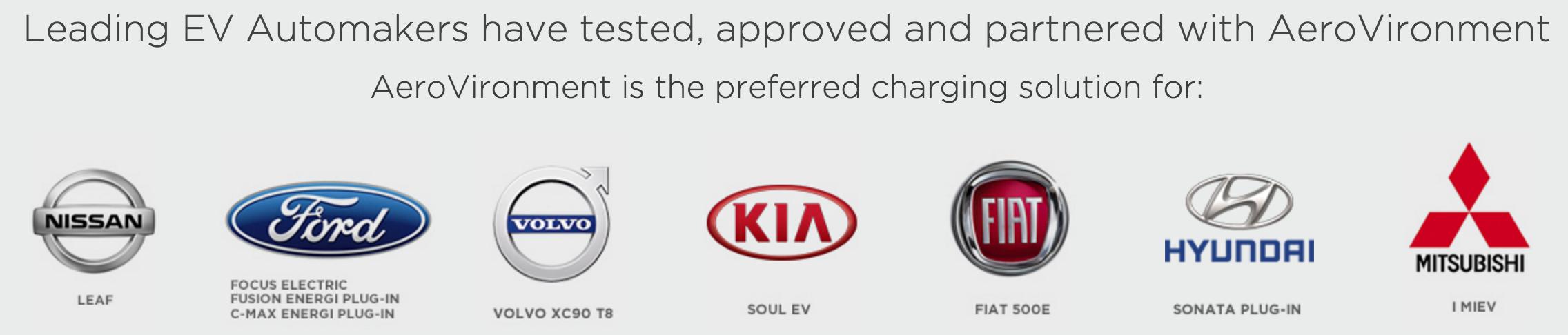 Aerovironment-partners-EV-chargers