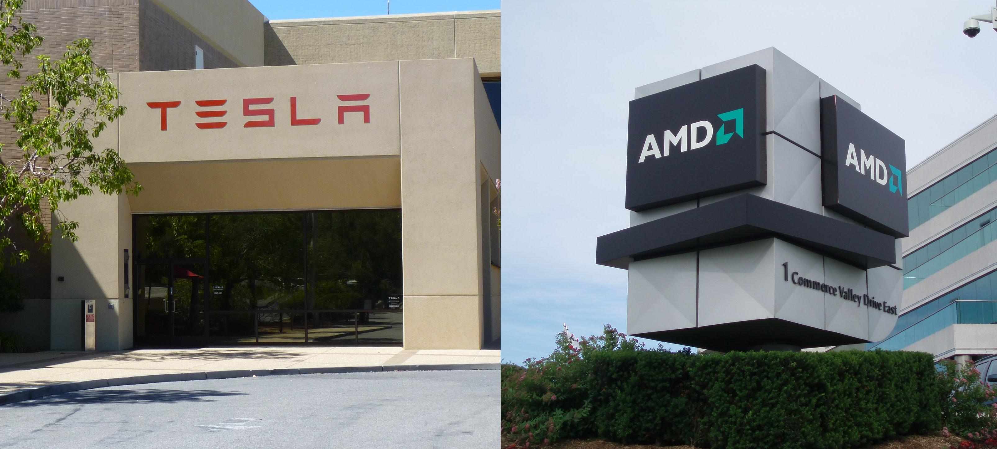 AMD Tesla