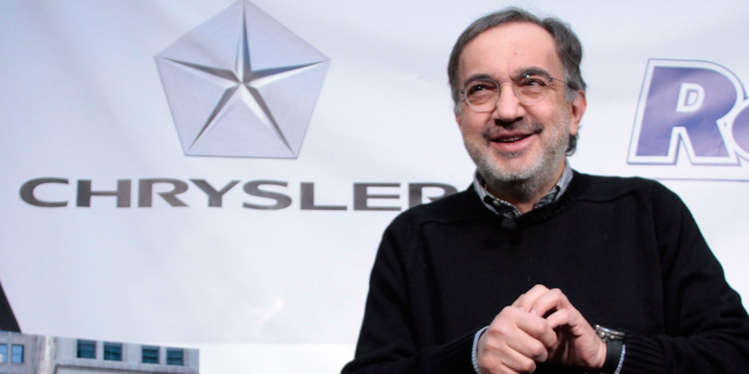 Opinion FCA S Current CEO Marchionne Is Wrong Electrification Is
