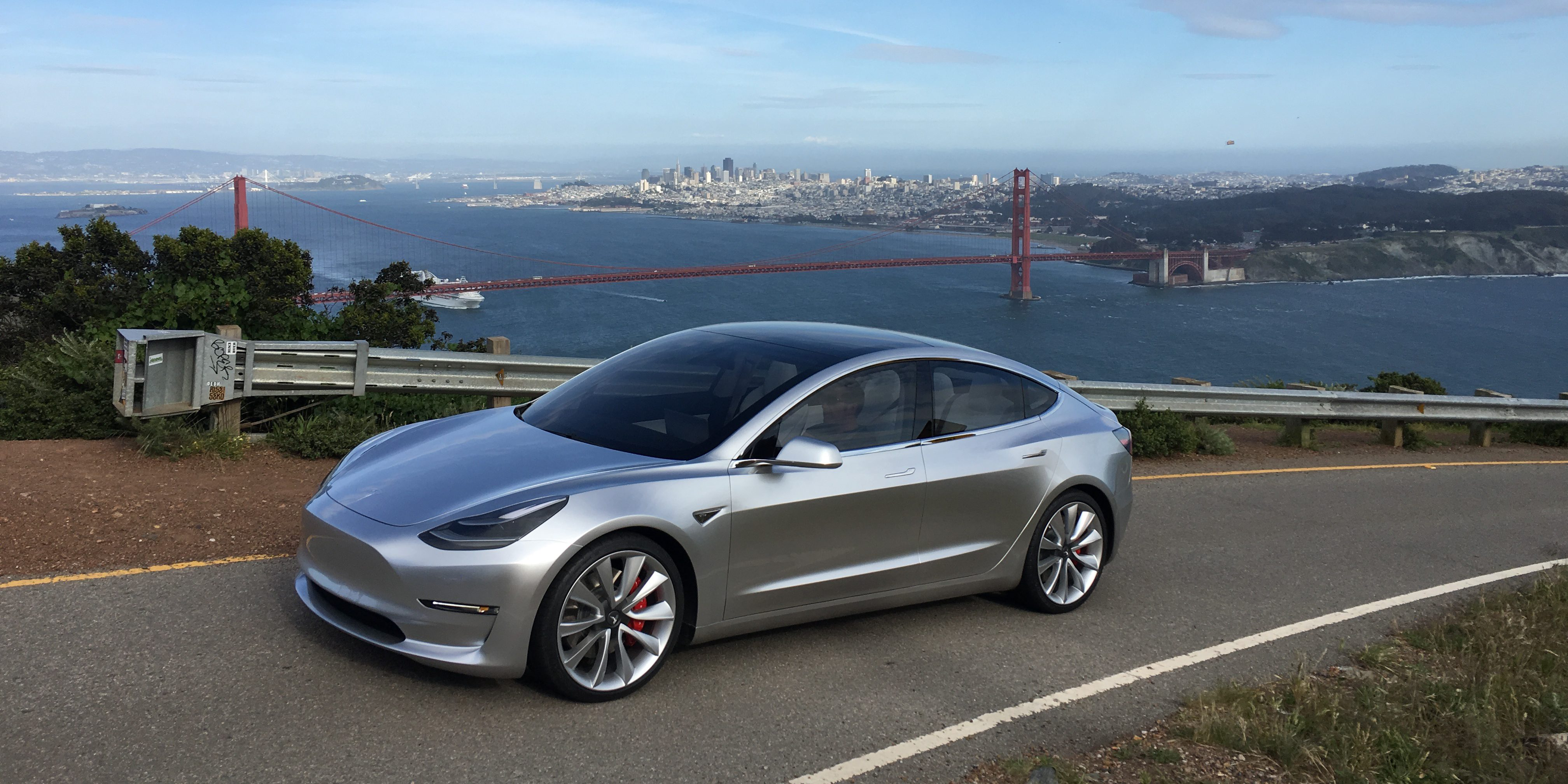 Tesla Model 3: there\'s a way to see where you are in the queue ...