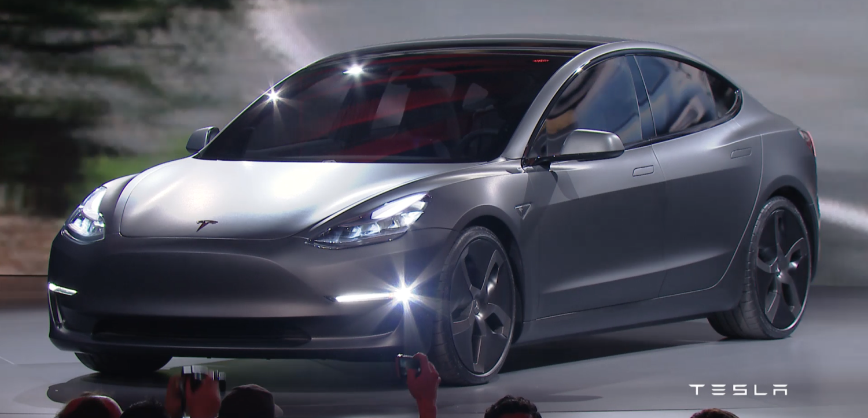 Tesla Model 3 Unveiling Event Live Blog Livestream 8 30pm Pt 30 Utc