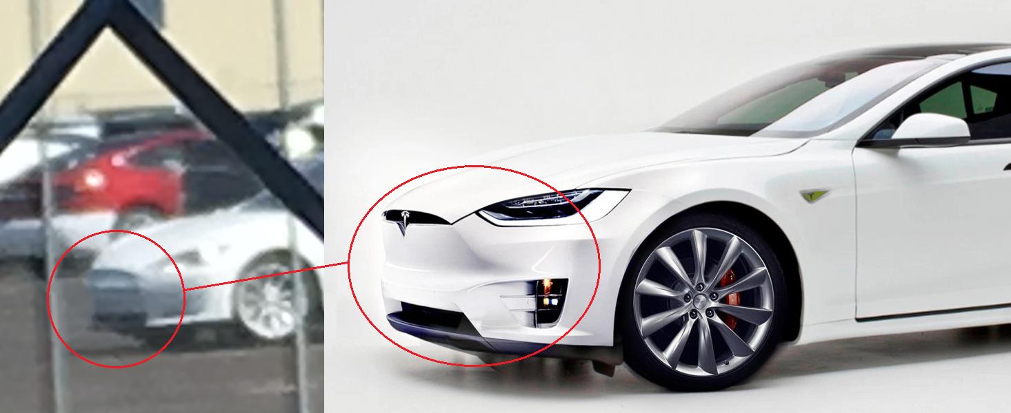 Model S refresh