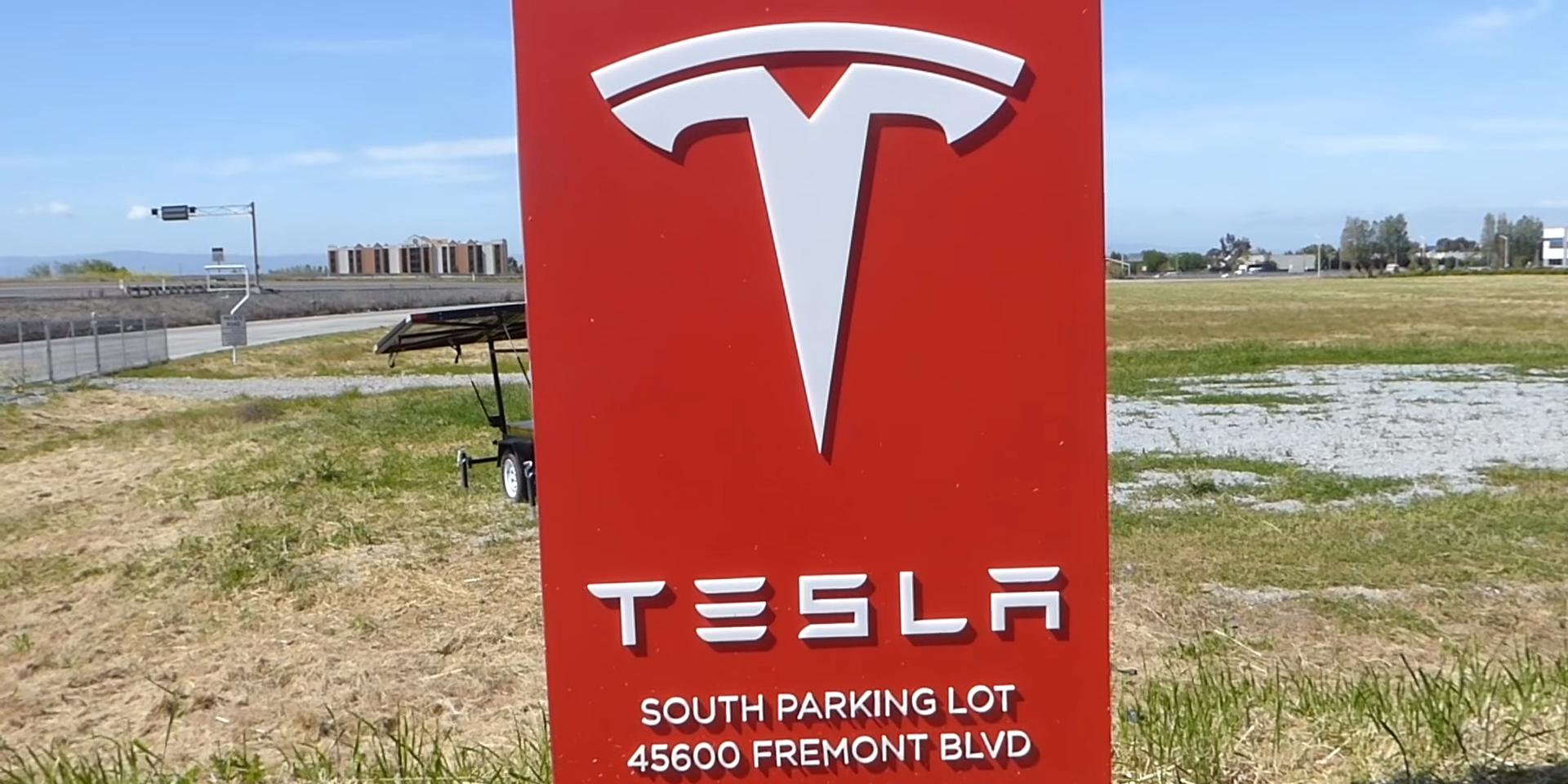 Tesla Fremont factory 18