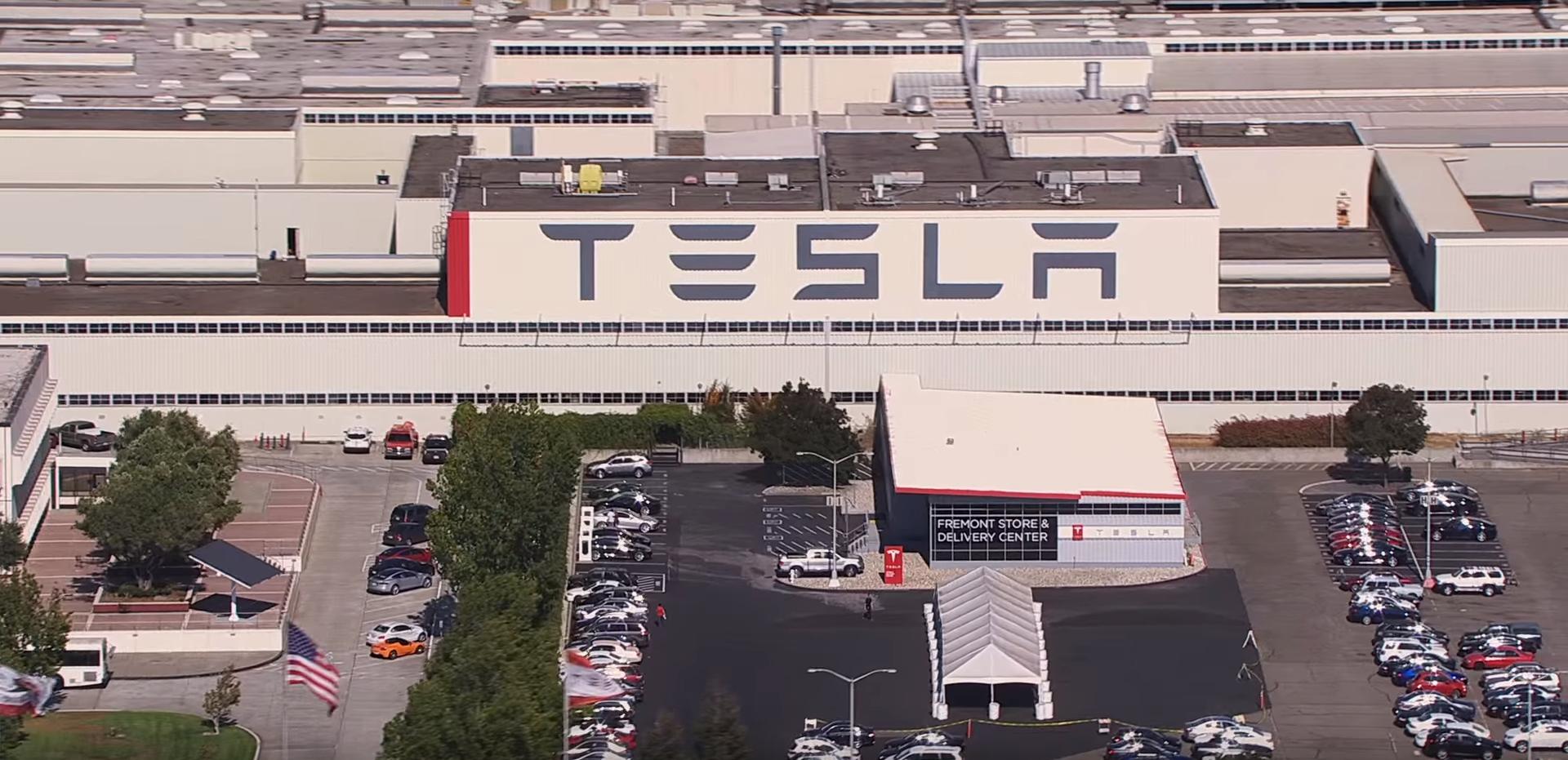 Tesla Fremont factory 19