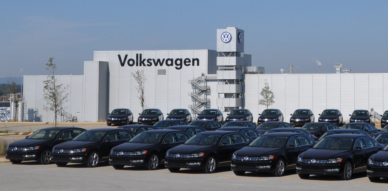 VW threatens to exit important automaker lobbying group over electric vehicle policies